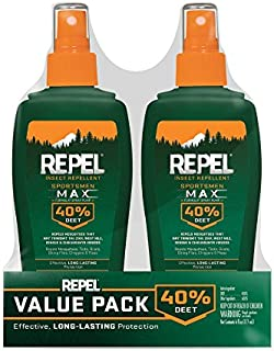 Repel Insect Repellent Sportsmen Max Formula Spray Pump...
