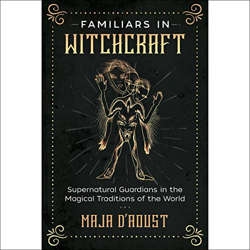 Familiars in Witchcraft cover art