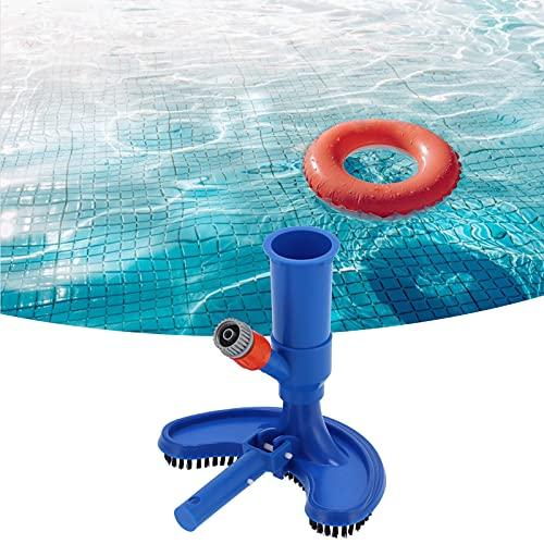Limpiador de polvo, fácil instalación Aspirador de chorro portátil de tamaño pequeño para piscinas elevadas para spas