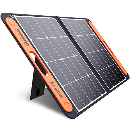Our #5 Pick is the Jackery SolarSaga 60W Solar Panel