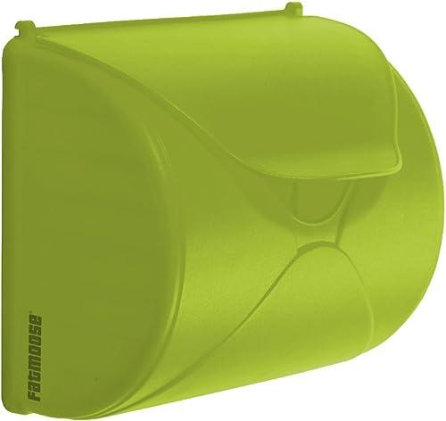 moda clasica FATMOOSE Buzón SecretBox para los Niños sobre menores, 250x226x136mm, verde verde verde manzana  Esperando por ti