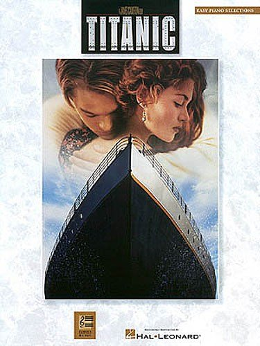 Titanic: Easy Piano Selections - Partituras