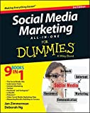 Social Media Marketing All–in–One For Dummies