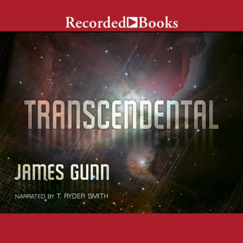 Transcendental audiobook cover art
