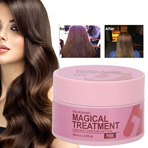 Hair Treatment, Deep Conditioner, Hair Moisturizer Masque Professional Collagen Hair Complex for Hair Repair Nourishment and Beauty Conditioning Treatment for Curly or Straight Thin Fine Hair