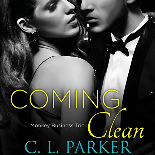 Coming Clean audiobook cover art
