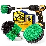 Holikme 4Pack Drill Brush Power Scrubber...