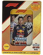Topps - F1 Turbo Attax Mini blikje