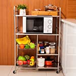 EXTR-ANT-304-Stainless-Steel-Kitchen-Microwave-Rack-Four-layer-Pot-Rack-Floor-Vegetable-Rack-Cart-With-Wheels