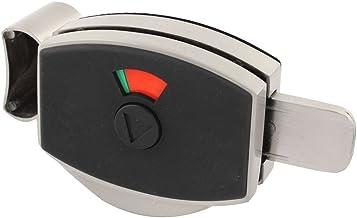 12cmx5.5cmx2.5cm Trekknop WC Toilet Partitie Deurslot Indicator