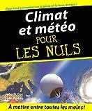 Climat et météo pour les Nuls