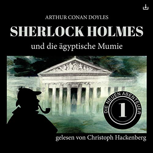 Sherlock Holmes und die ägyptische Mumie Titelbild