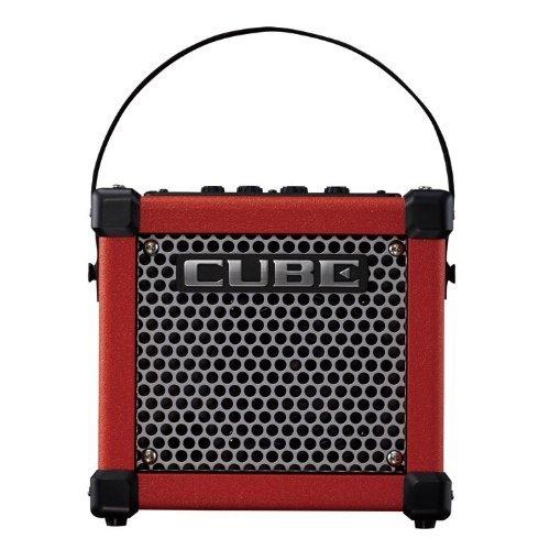 RolandローランドギターアンプマイクロキューブGXM-CUBEGXRレッド