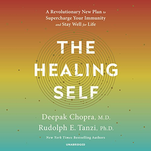 The Healing Self audiobook cover art