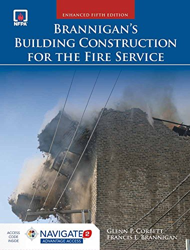 Compare Textbook Prices for Brannigan's Building Construction for the Fire Service 5 Edition ISBN 9781284136135 by Corbett, Glenn P.,Brannigan, Francis L.