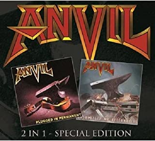 Plugged in Permanent/Absolutely No Alternative by Anvil (2012-04-30)