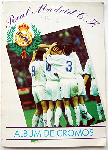 Albumes Real Madrid