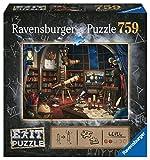 Ravensburger EXIT Puzzle Sternwarte, Puzzle Für Erwachsene Und Kinder Ab 12 Jahren, 759 Teile