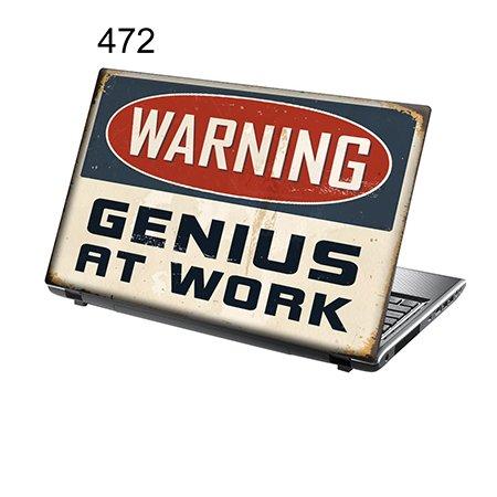 TaylorHe - Adhesivo para ordenador portátil de 15,6' (38 x 25,5 cm)