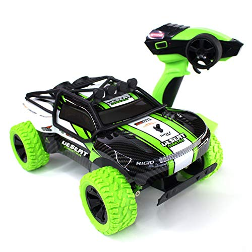 GRTVF RC Off-Road Drift Control Remoto Control Toy Children's Toy 2WD Off-Road Control Remoto Coche, All-Terreno Anti-Collision RC Vehículo Niño Navidad Control Remoto Toy Coche Regalo