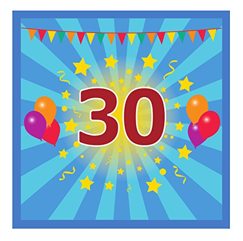 Gästebuch Geburtstag 30