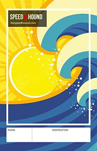 Speed Hound Triathlete's #1 Choice T0 Transition Mat - Triathlon Gear, Triathlon Accessories, Gift for Triathletes - Includes Quick Dry Swim Towel Set (All is Swell)
