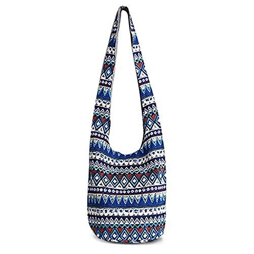 JERKKY dames hippie schoudertassen franjes grote handtassen etnic tote reistas groen