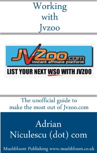 Working with JVzoo