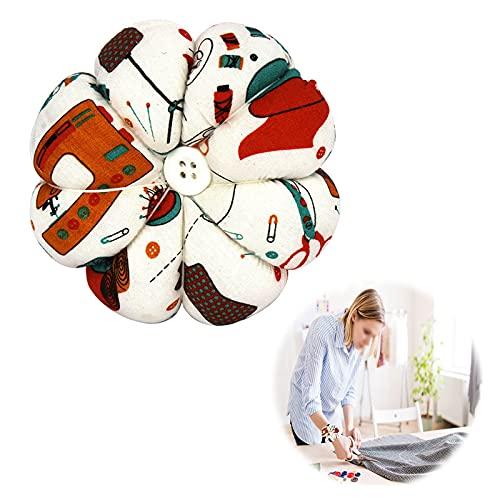 Alfileteros de Aguja Alfileteros Cojines 1 Piezas Cojín de Aguja Alfiletero de Aguja de Costura Alfileteros de Costura Herramientas Costura Cojín de Aguja para Accesorios de Costura o Manualidades