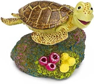 Penn Plax Finding Nemo 2 in. Crush the Turtle Aquarium Ornament