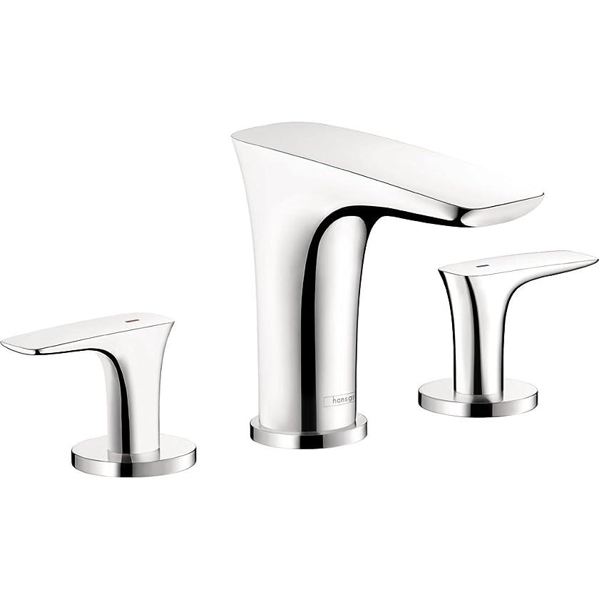 hansgrohe PuraVida  Avantgarde 2-Handle  5-inch Tall Bathroom Sink Faucet in Chrome, 15073001