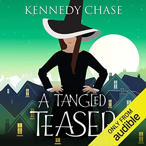 A Tangled Teaser audiobook cover art
