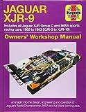 Jaguar XJR-9 Owners' Workshop Manual: 1985-1992 (XJR-5 to XJR-17) (Haynes Owners' Workshop Manual)