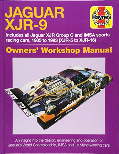 Jaguar Xjr-9 (Haynes Owners' Workshop Manual)