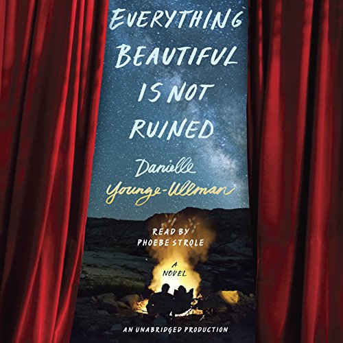 Everything Beautiful Is Not Ruined audiobook cover art