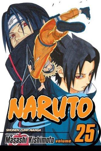 Naruto, Vol. 25: Brothers (Naruto Graphic Novel) (English Edition)