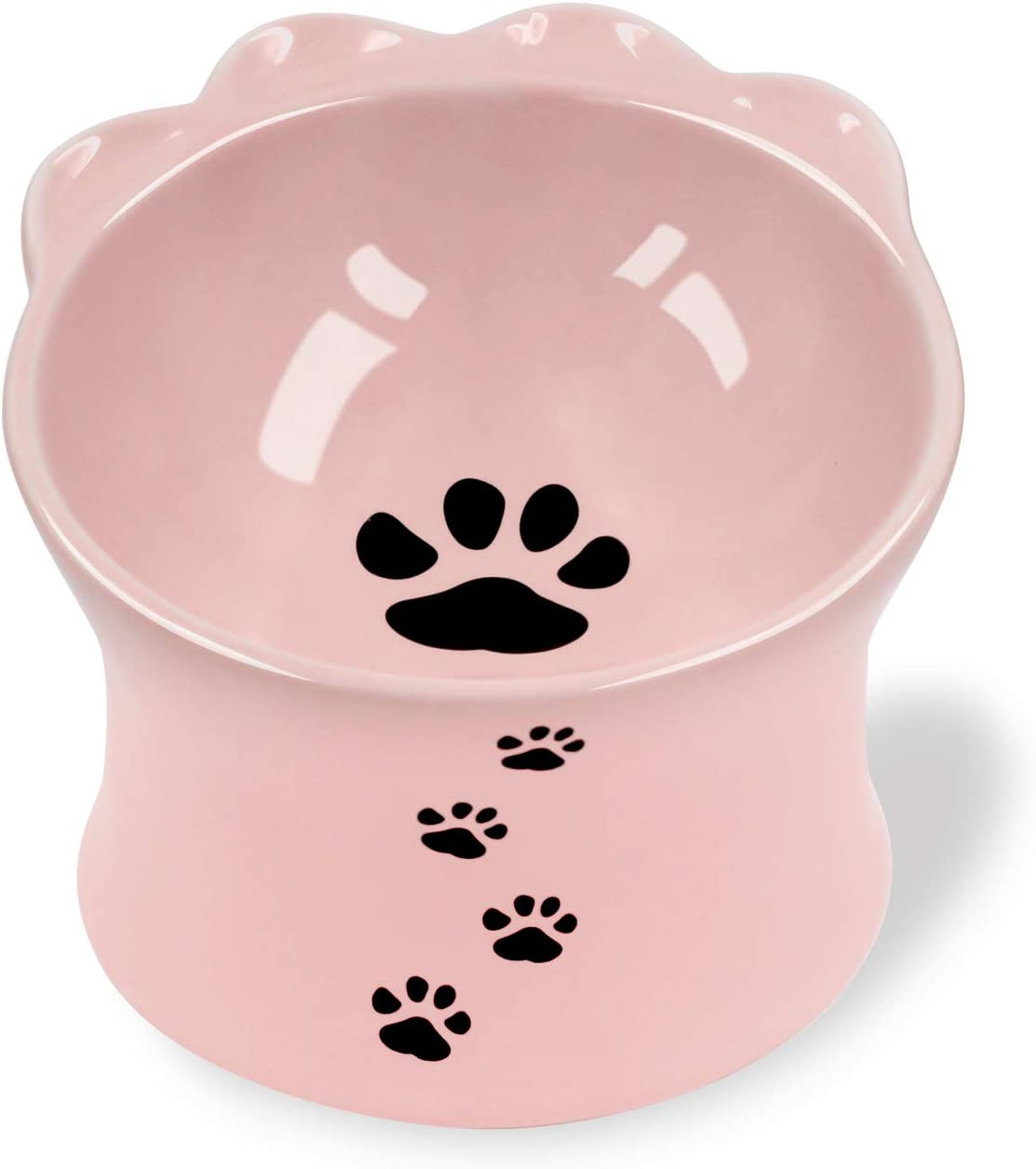 Frewinky Cat Bowl Ceramic New products, world's highest quality popular! Bowls Anti Foo Vomiting Ranking TOP14 Raised