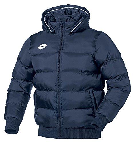 Lotto Sport Kinder Bomber Delta JR Padded Jacket, Navy/White, XS