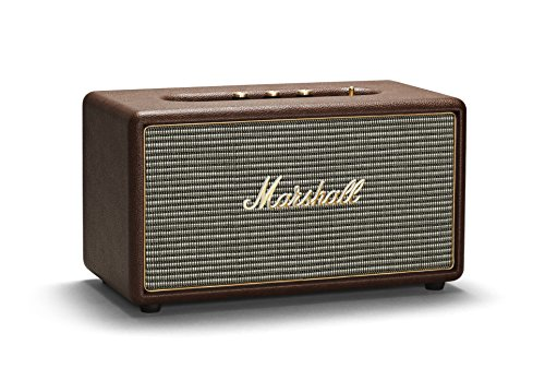 Marshall Stanmore 04091628 Bluetooth Speaker, (Brown)