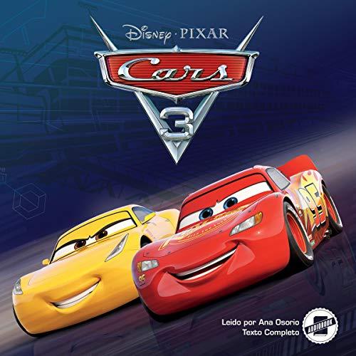 Page de couverture de Cars 3 (Spanish Edition)