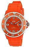 ICE-Watch Sun.NOE.U.S.13 - Reloj de Cuarzo para Hombre, con Correa de Silicona, Color Naranja