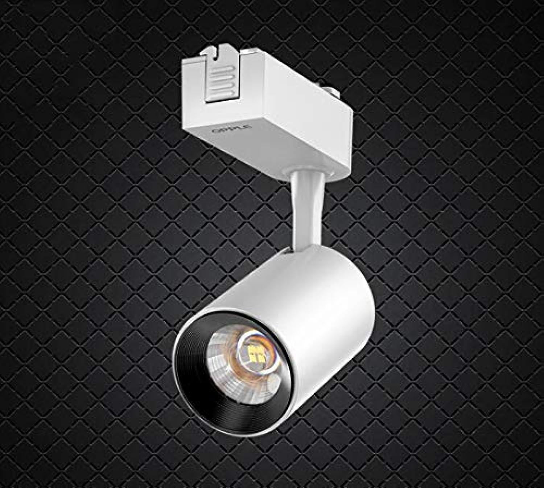 CCGG LED-Strahler Orbital-Deckenstrahler Wandmontierte Deckenleuchte Bull Eye Lights Embedded Bekleidungsgeschft Leuchtet Korridor Ganglichter (Farbe   Weies Licht, Stil   B-7w)
