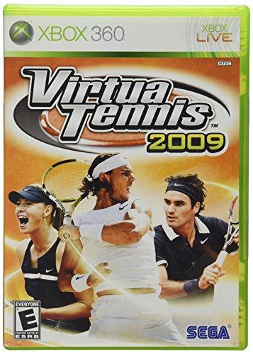 Virtua Tennis 2009 [Importación Inglesa]