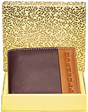 Hornbull Men's Taylor Genuine Leather RFID Blocking Wallet