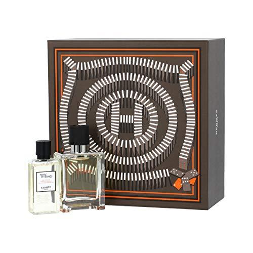 Hermès Duftset Eau de Toilette Spray + Duschgel, 1er Pack (1 x 1 Stück)