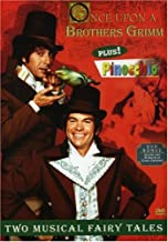 Fairy Tales Double Feature: Once Upon a Brothers Grimm/Pinocchio
