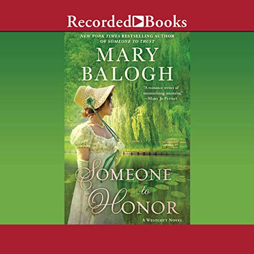 Someone to Honor audiobook cover art