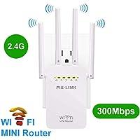 Pix Link 300mbps 2.4-Ghz. Wireless Wifi Range Extender