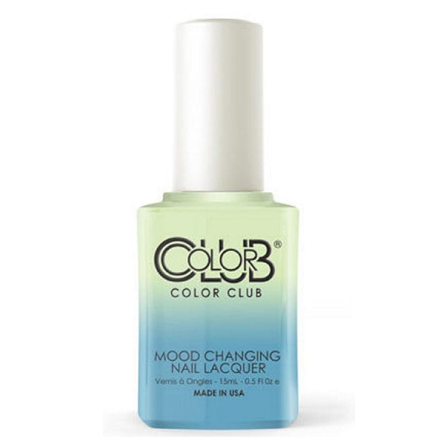 定規ジャムトラフィックColor Club Mood Changing Nail Lacquer - Extra-vert - 15 mL / 0.5 fl oz