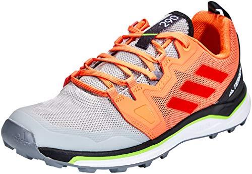 adidas Terrex Agravic W, Zapatillas Deportivas para Mujer, Grey Two F17/GLORY Amber/Amber Tint, 42 EU